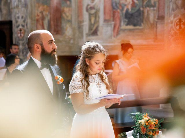 Il matrimonio di Guido e Elena a Bergamo, Bergamo 61