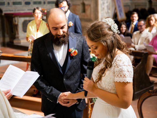 Il matrimonio di Guido e Elena a Bergamo, Bergamo 69