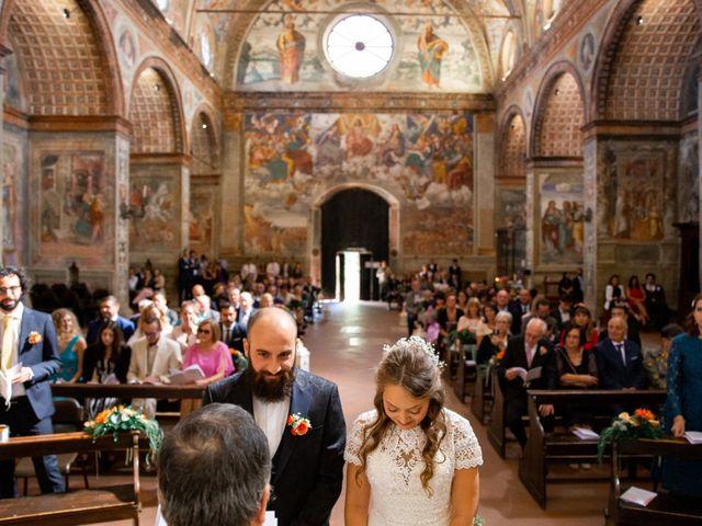 Il matrimonio di Guido e Elena a Bergamo, Bergamo 74