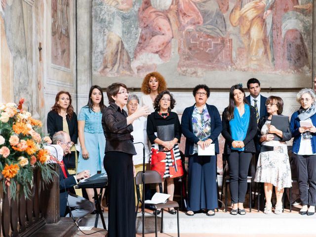 Il matrimonio di Guido e Elena a Bergamo, Bergamo 77
