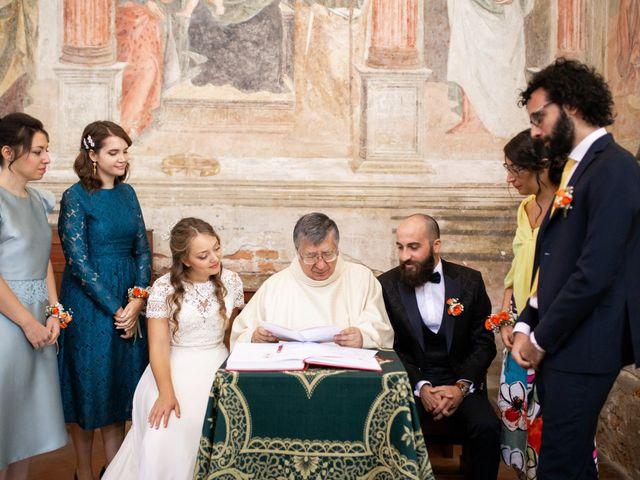 Il matrimonio di Guido e Elena a Bergamo, Bergamo 84