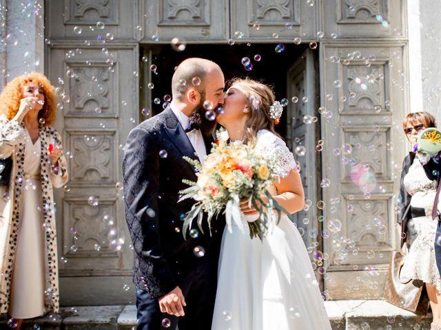 Il matrimonio di Guido e Elena a Bergamo, Bergamo 88