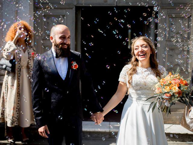 Il matrimonio di Guido e Elena a Bergamo, Bergamo 89