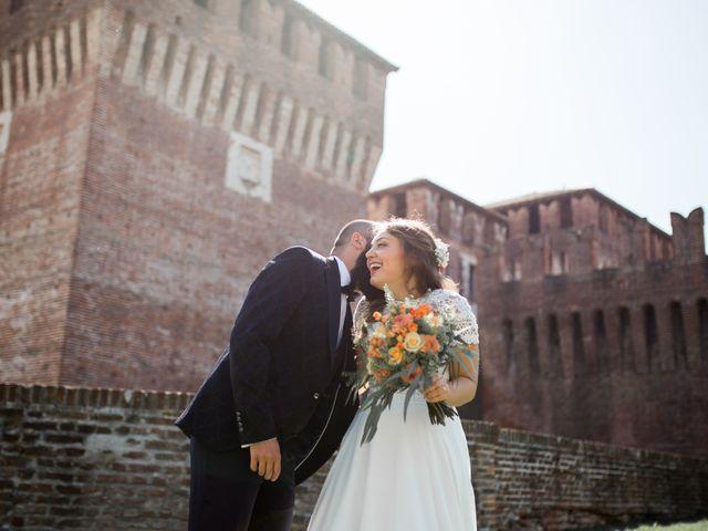 Il matrimonio di Guido e Elena a Bergamo, Bergamo 98