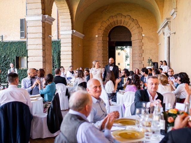 Il matrimonio di Guido e Elena a Bergamo, Bergamo 127