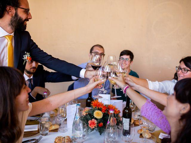 Il matrimonio di Guido e Elena a Bergamo, Bergamo 130