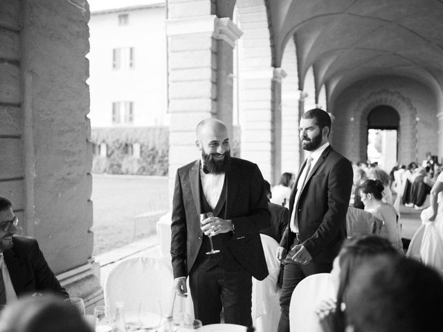 Il matrimonio di Guido e Elena a Bergamo, Bergamo 136