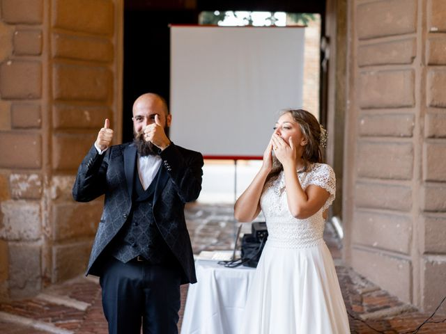 Il matrimonio di Guido e Elena a Bergamo, Bergamo 147