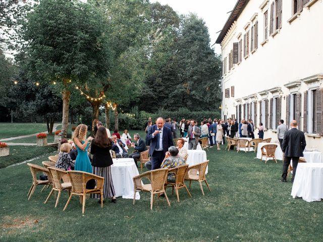 Il matrimonio di Guido e Elena a Bergamo, Bergamo 149