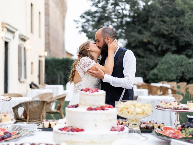 Il matrimonio di Guido e Elena a Bergamo, Bergamo 156
