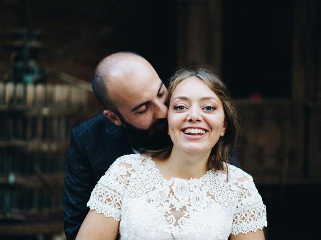 Il matrimonio di Guido e Elena a Bergamo, Bergamo 162