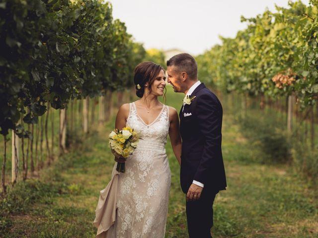 Il matrimonio di Massimo e Alice a Caldiero, Verona 45