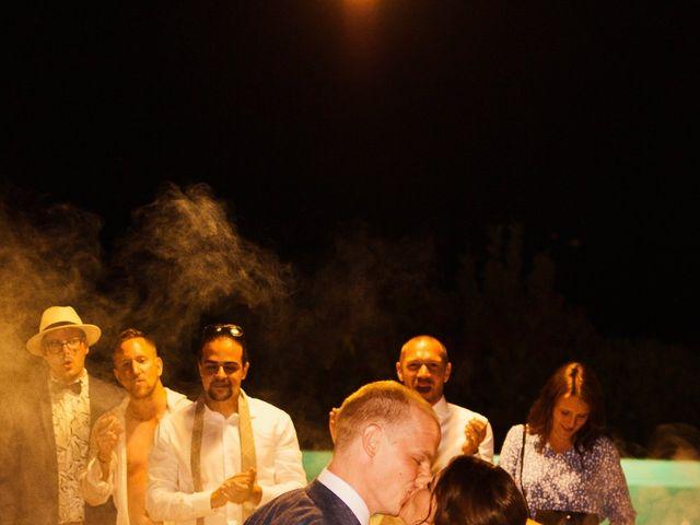 Il matrimonio di Elenor e Mathias a Incisa in Val d'Arno, Firenze 5