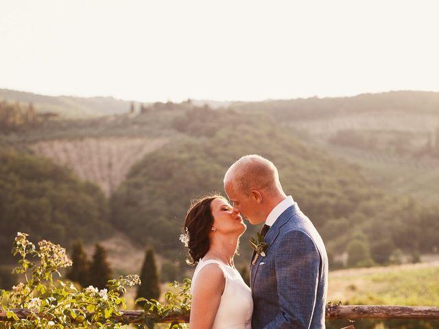 Il matrimonio di Elenor e Mathias a Incisa in Val d'Arno, Firenze 7