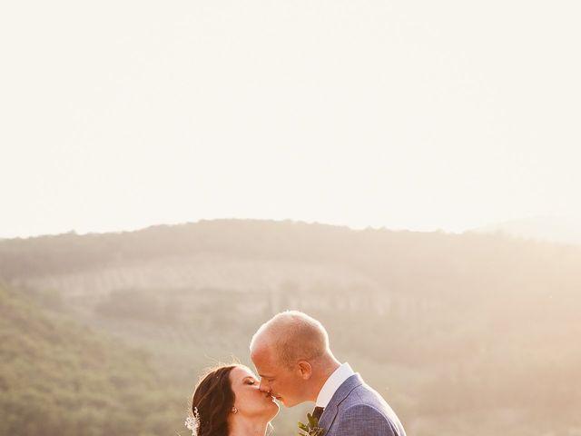 Il matrimonio di Elenor e Mathias a Incisa in Val d'Arno, Firenze 9