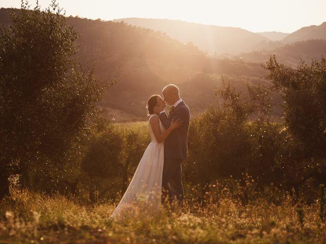 Le nozze di Mathias e Elenor