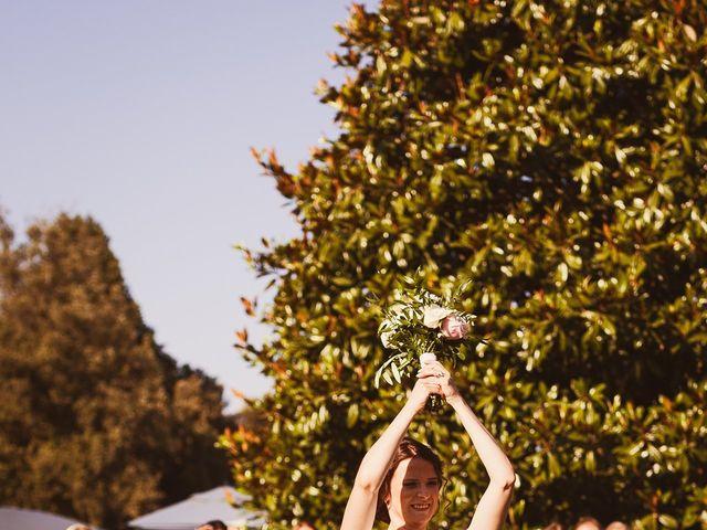 Il matrimonio di Elenor e Mathias a Incisa in Val d'Arno, Firenze 15