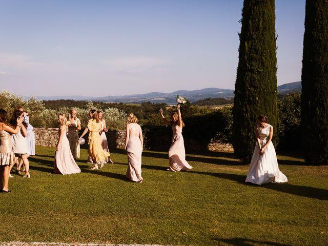 Il matrimonio di Elenor e Mathias a Incisa in Val d'Arno, Firenze 16
