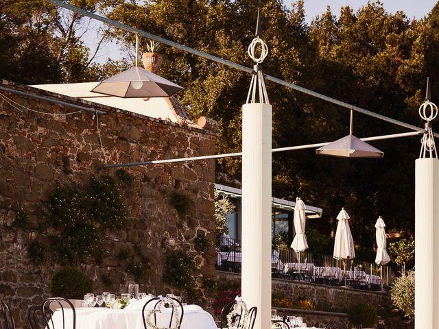 Il matrimonio di Elenor e Mathias a Incisa in Val d'Arno, Firenze 22