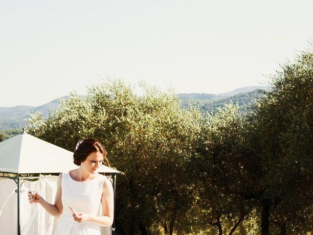 Il matrimonio di Elenor e Mathias a Incisa in Val d'Arno, Firenze 23