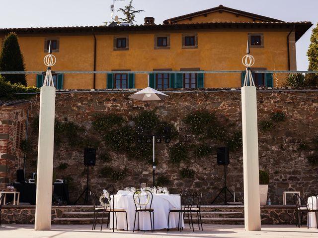 Il matrimonio di Elenor e Mathias a Incisa in Val d'Arno, Firenze 24