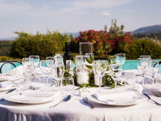 Il matrimonio di Elenor e Mathias a Incisa in Val d'Arno, Firenze 26