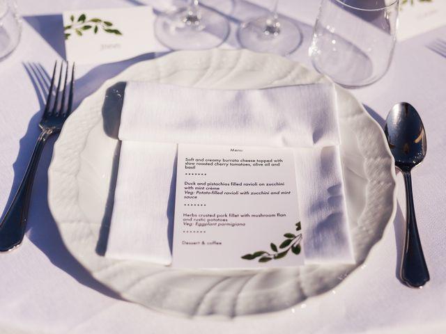 Il matrimonio di Elenor e Mathias a Incisa in Val d'Arno, Firenze 28