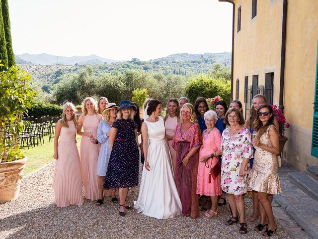 Il matrimonio di Elenor e Mathias a Incisa in Val d'Arno, Firenze 30