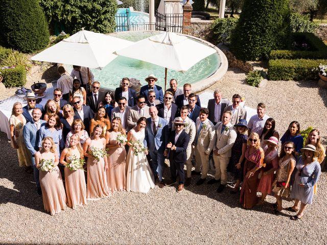 Il matrimonio di Elenor e Mathias a Incisa in Val d'Arno, Firenze 32