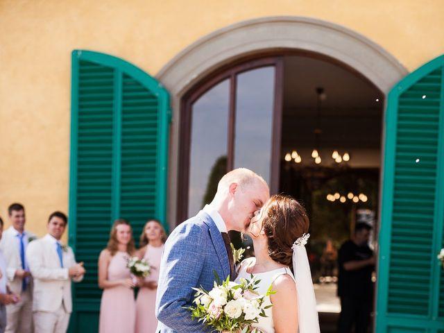 Il matrimonio di Elenor e Mathias a Incisa in Val d'Arno, Firenze 33
