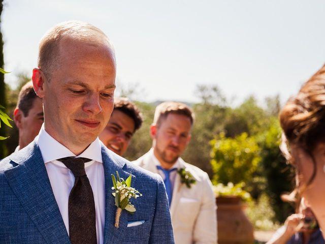 Il matrimonio di Elenor e Mathias a Incisa in Val d'Arno, Firenze 40