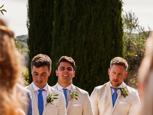 Il matrimonio di Elenor e Mathias a Incisa in Val d'Arno, Firenze 41