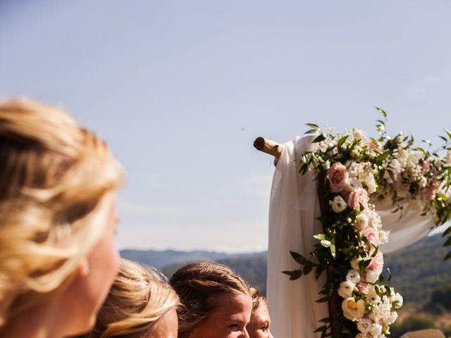 Il matrimonio di Elenor e Mathias a Incisa in Val d'Arno, Firenze 43