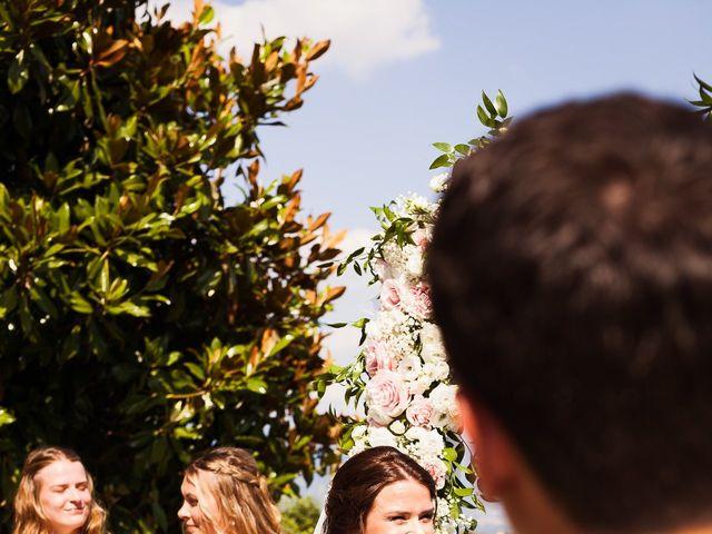 Il matrimonio di Elenor e Mathias a Incisa in Val d'Arno, Firenze 44