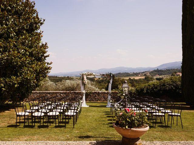 Il matrimonio di Elenor e Mathias a Incisa in Val d'Arno, Firenze 50