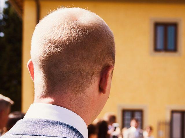 Il matrimonio di Elenor e Mathias a Incisa in Val d'Arno, Firenze 51