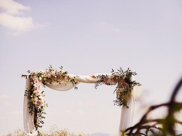 Il matrimonio di Elenor e Mathias a Incisa in Val d'Arno, Firenze 54