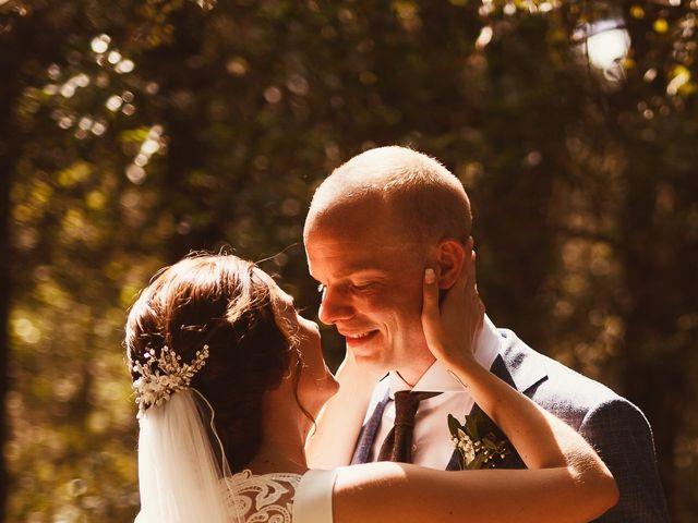 Il matrimonio di Elenor e Mathias a Incisa in Val d'Arno, Firenze 58