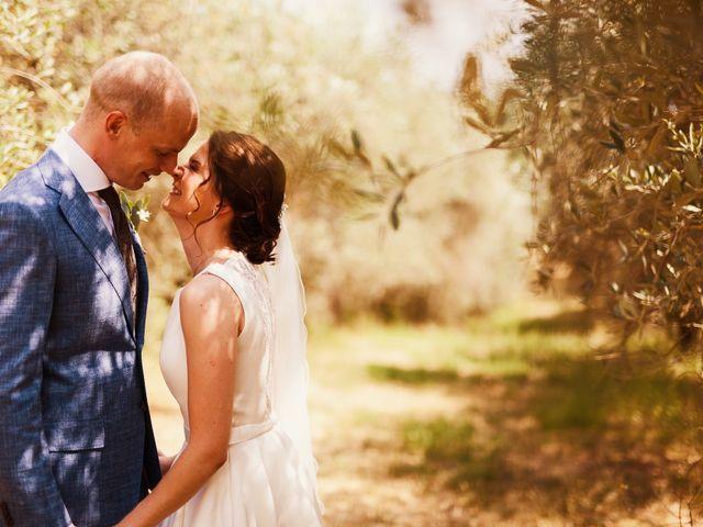 Il matrimonio di Elenor e Mathias a Incisa in Val d'Arno, Firenze 59