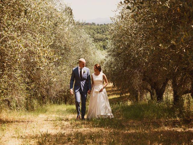 Il matrimonio di Elenor e Mathias a Incisa in Val d'Arno, Firenze 60