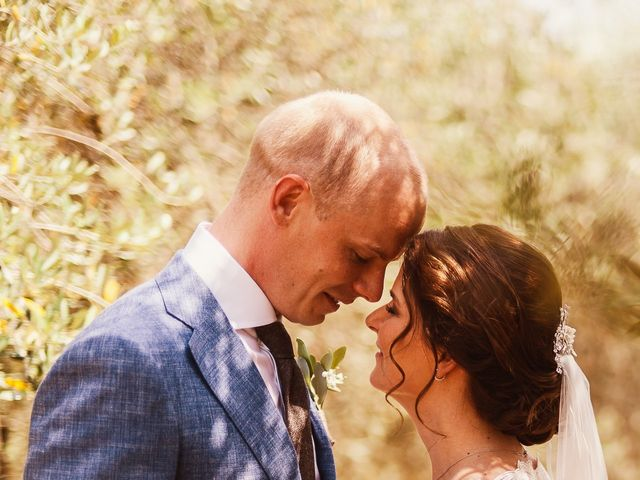 Il matrimonio di Elenor e Mathias a Incisa in Val d'Arno, Firenze 61