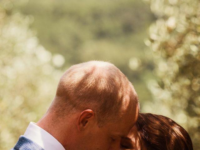 Il matrimonio di Elenor e Mathias a Incisa in Val d'Arno, Firenze 62