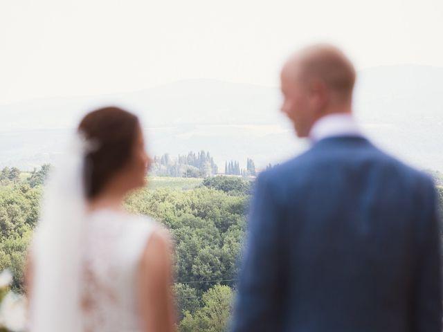 Il matrimonio di Elenor e Mathias a Incisa in Val d'Arno, Firenze 63