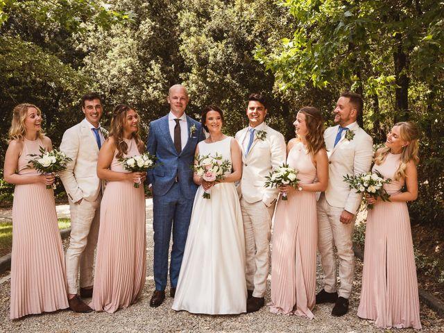 Il matrimonio di Elenor e Mathias a Incisa in Val d'Arno, Firenze 66