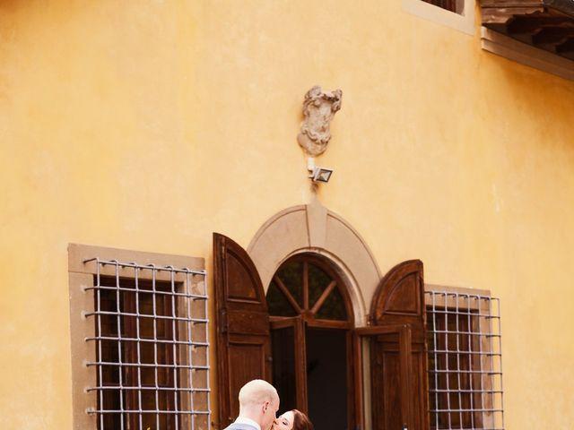 Il matrimonio di Elenor e Mathias a Incisa in Val d'Arno, Firenze 74