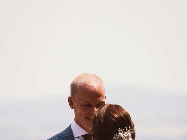 Il matrimonio di Elenor e Mathias a Incisa in Val d'Arno, Firenze 76