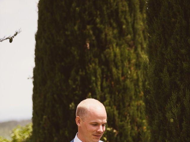Il matrimonio di Elenor e Mathias a Incisa in Val d'Arno, Firenze 81