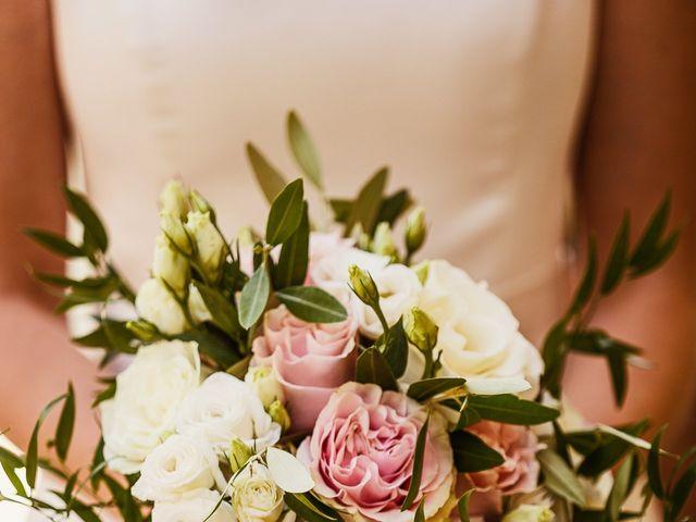 Il matrimonio di Elenor e Mathias a Incisa in Val d'Arno, Firenze 90