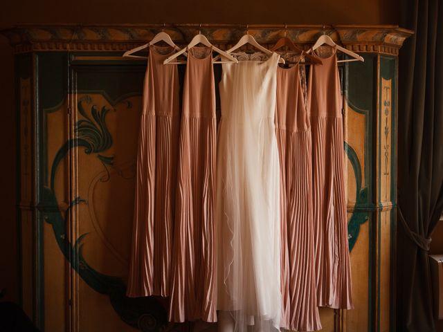 Il matrimonio di Elenor e Mathias a Incisa in Val d'Arno, Firenze 99
