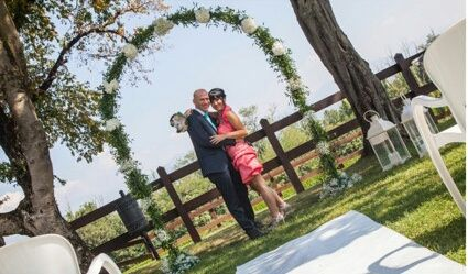 Il matrimonio di Lara e Fabio a Erbusco, Brescia 1